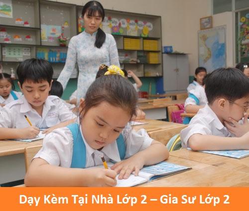 Dạy Kèm Tại Nhà Lớp 2 – Gia Sư Lớp 2