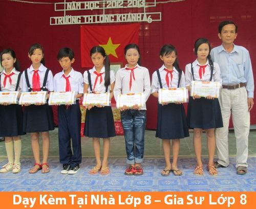Dạy Kèm Tại Nhà Lớp 8 – Gia Sư Lớp 8