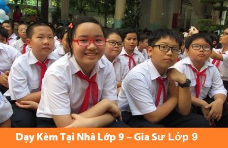 Dạy Kèm Tại Nhà Lớp 9 – Gia Sư Lớp 9