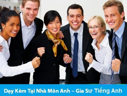 Dạy Kèm Tại Nhà Môn Anh – Gia Sư Tiếng Anh