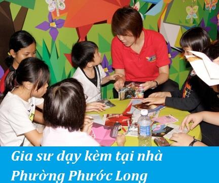 Gia sư dạy kèm tại nhà Phường Phước Long Nha Trang
