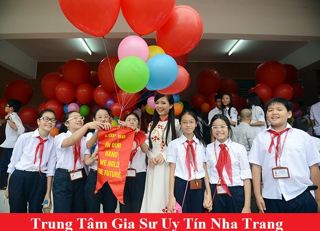Trung Tâm Gia Sư Uy Tín Nha Trang